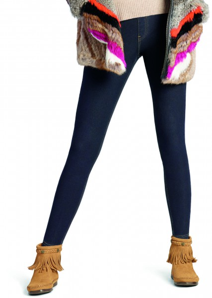 jeans leggings denim fleece legging damen fein damen satinee. Black Bedroom Furniture Sets. Home Design Ideas