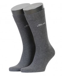 Herrensocken 2er-Pack -Classic-