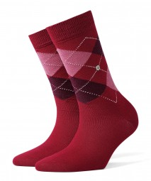 The Orginal Wool Karo Damen Socke
