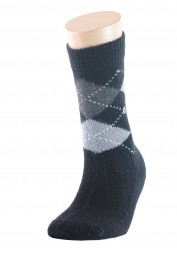 The Orginal Argyl Damen-Socke -Whitby-