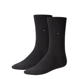 Basic Logo Herrensocken Doppelpack
