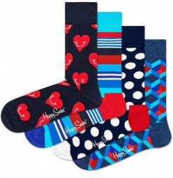 NAUTICAL Geschenkbox Happy Socks