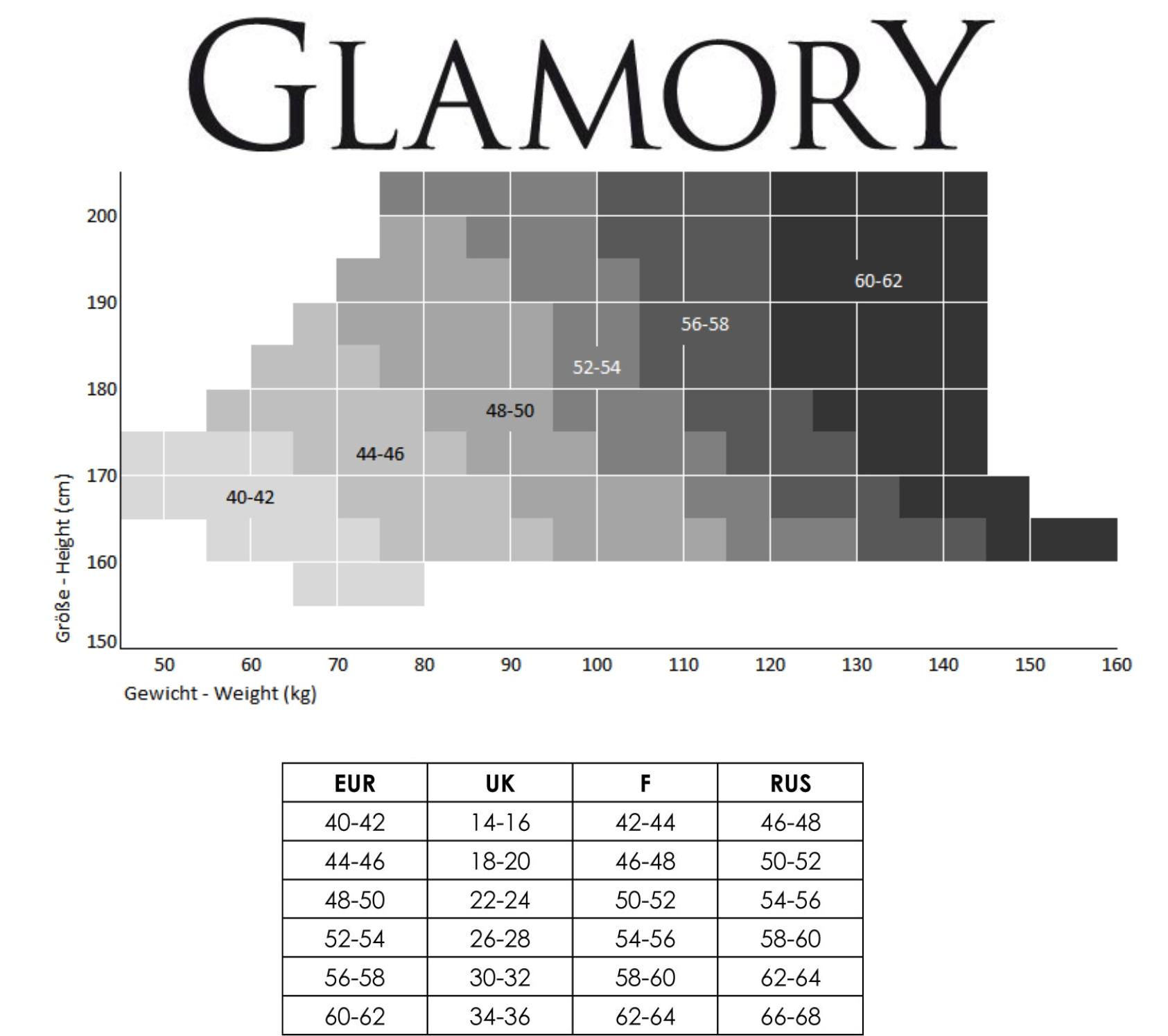 glamory-size-women