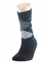 The Orginal Argyl Damen-Socke -Whitby-