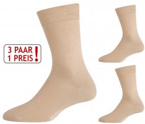 Elbeo Classic Cotton Socke Men 3er Pack